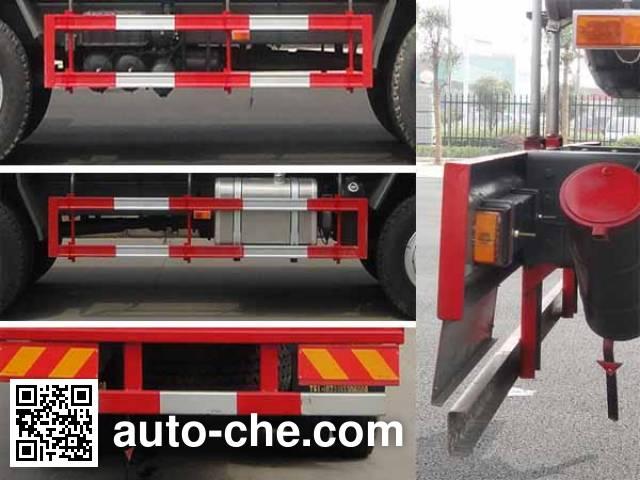 Sinotruk Huawin flammable liquid tank truck SGZ5310GRYCQ5