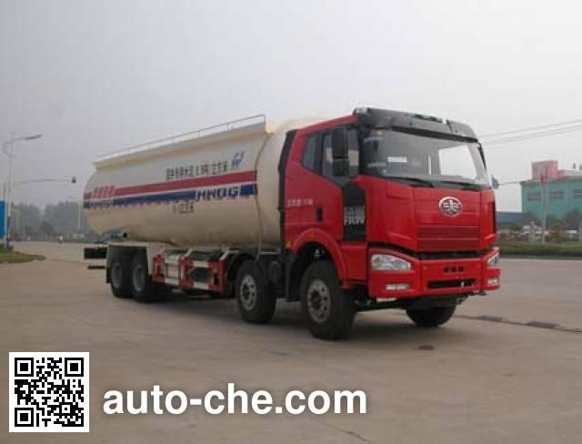 Sinotruk Huawin pneumatic discharging bulk cement truck SGZ5310GXHCA4