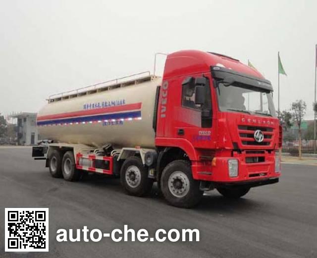 Sinotruk Huawin pneumatic discharging bulk cement truck SGZ5310GXHCQ4