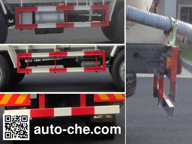 Sinotruk Huawin pneumatic discharging bulk cement truck SGZ5310GXHZZ5J5