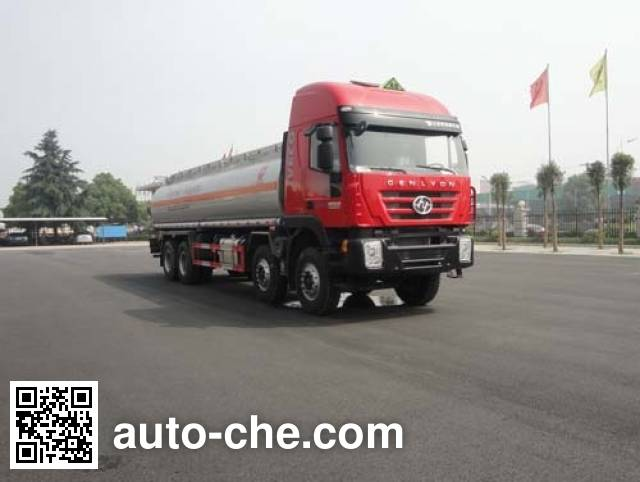 Sinotruk Huawin oil tank truck SGZ5310GYYCQ4