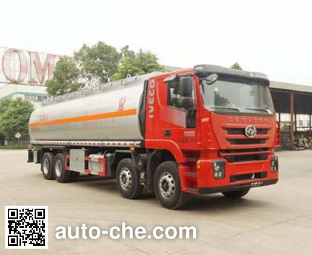 Sinotruk Huawin oil tank truck SGZ5310GYYCQ50