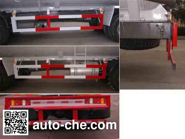Sinotruk Huawin low-density bulk powder transport tank truck SGZ5311GFLZZ4C7