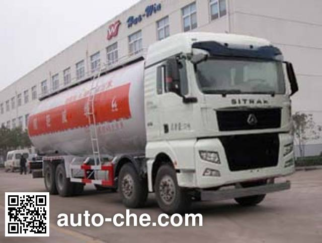 Sinotruk Huawin low-density bulk powder transport tank truck SGZ5311GFLZZ4C7