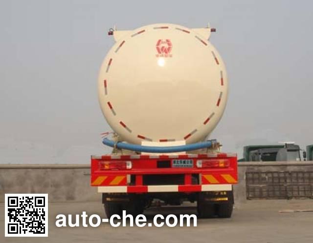 Sinotruk Huawin low-density bulk powder transport tank truck SGZ5311GFLZZ4K