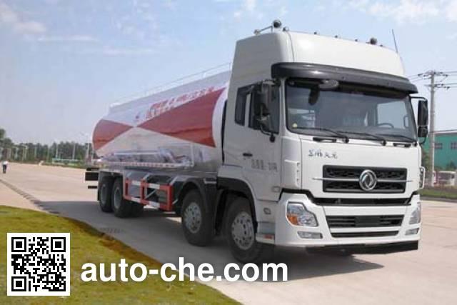 Sinotruk Huawin pneumatic discharging bulk cement truck SGZ5318GXHD4A10