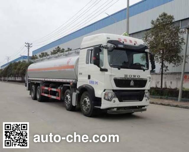 Sinotruk Huawin oil tank truck SGZ5320GYYZZ5T5G