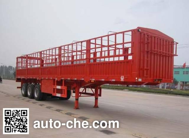 Sinotruk Huawin stake trailer SGZ9401CXY