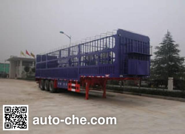 Sinotruk Huawin stake trailer SGZ9402CXY