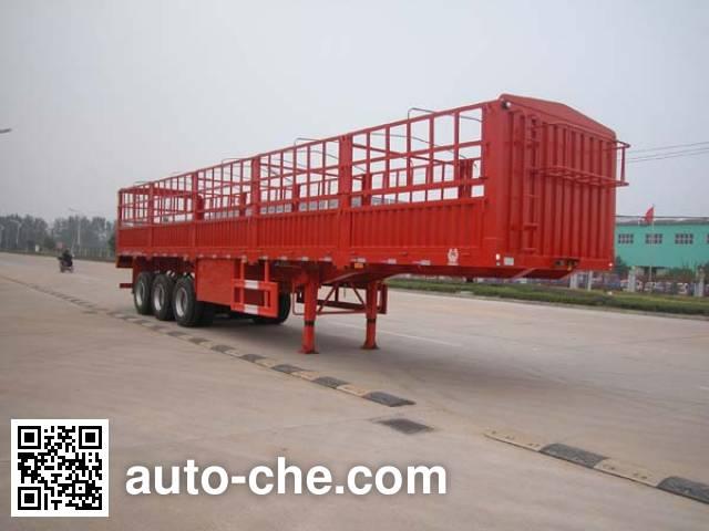 Sinotruk Huawin stake trailer SGZ9404CXY