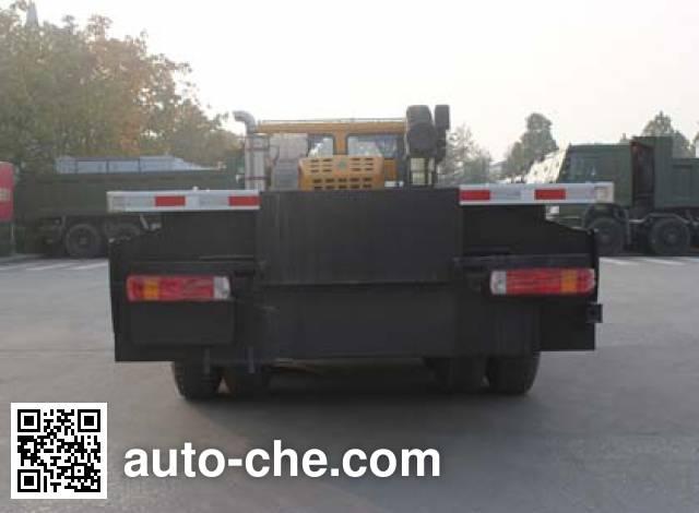 Wuyue truck crane chassis TAZ5324JQZA