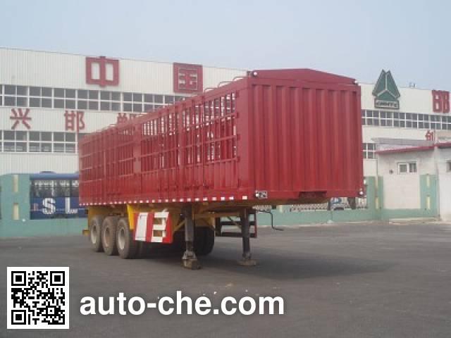 Lushen Auto stake trailer ZLS9381CLX