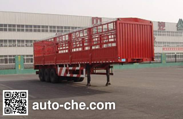 Lushen Auto stake trailer ZLS9390CLX