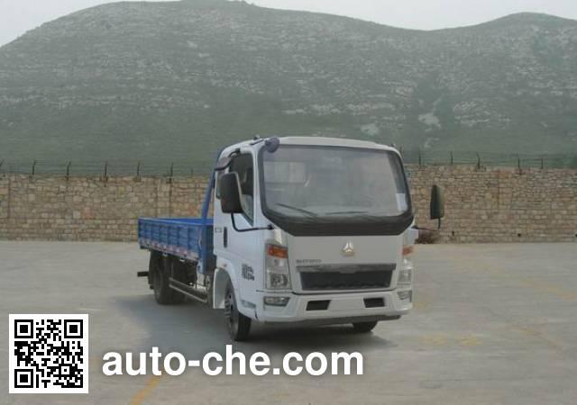 Sinotruk Howo cargo truck ZZ1047D3414D137