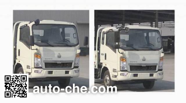 Sinotruk Howo off-road truck ZZ2047F3325E145