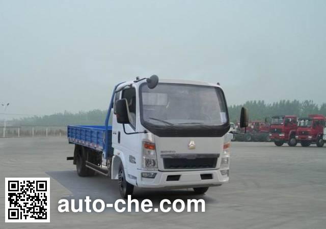 Sinotruk Howo cargo truck ZZ1087D3414D180