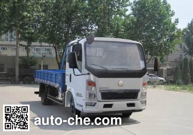 Sinotruk Howo cargo truck ZZ1087D3615D180