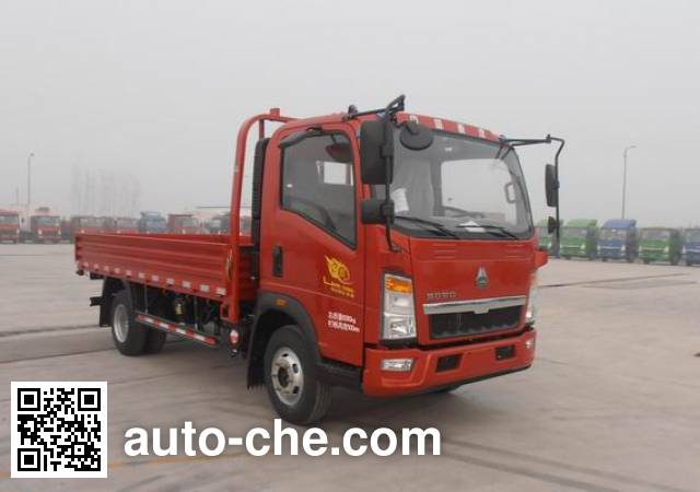 Sinotruk Howo cargo truck ZZ1087F3315E183