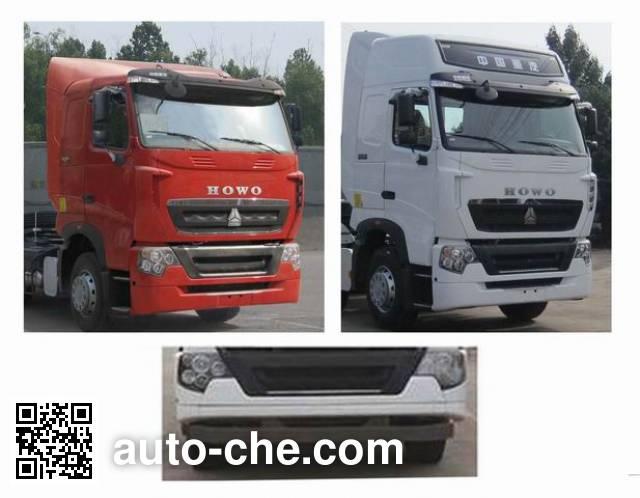 Sinotruk Howo cargo truck ZZ1317N466WE1
