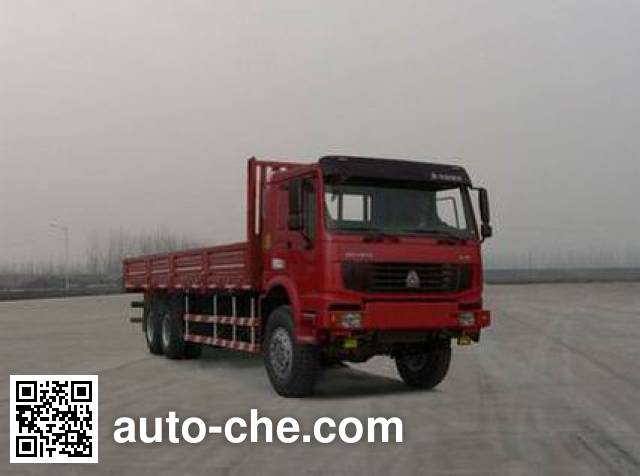 Sinotruk Howo off-road truck ZZ2257M5857C1