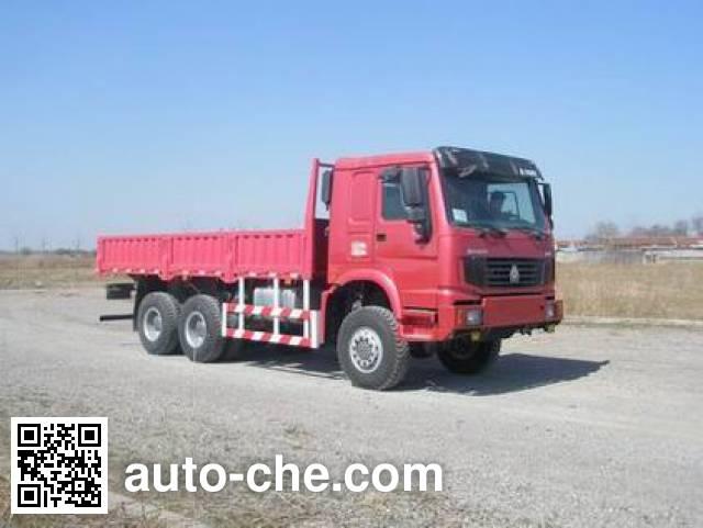 Sinotruk Howo off-road truck ZZ2257N3857C1