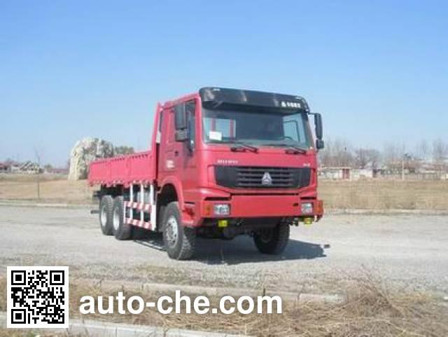 Sinotruk Howo off-road truck ZZ2257N4357C1