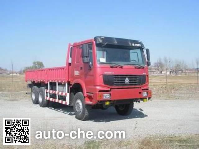 Sinotruk Howo off-road truck ZZ2257N4657C1