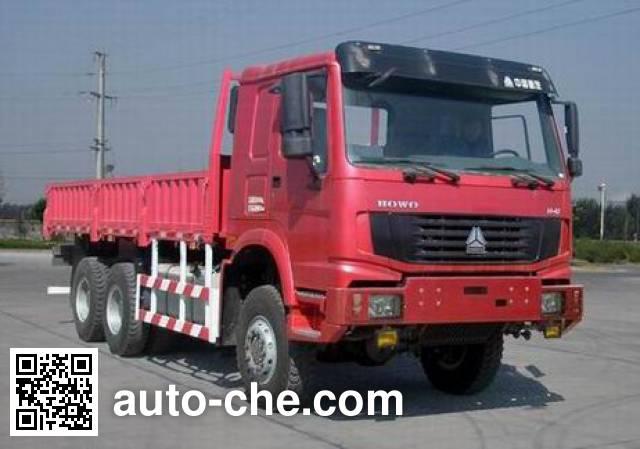 Sinotruk Howo off-road truck ZZ2257N4657D1