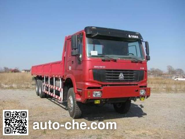 Sinotruk Howo off-road truck ZZ2257N5257C1