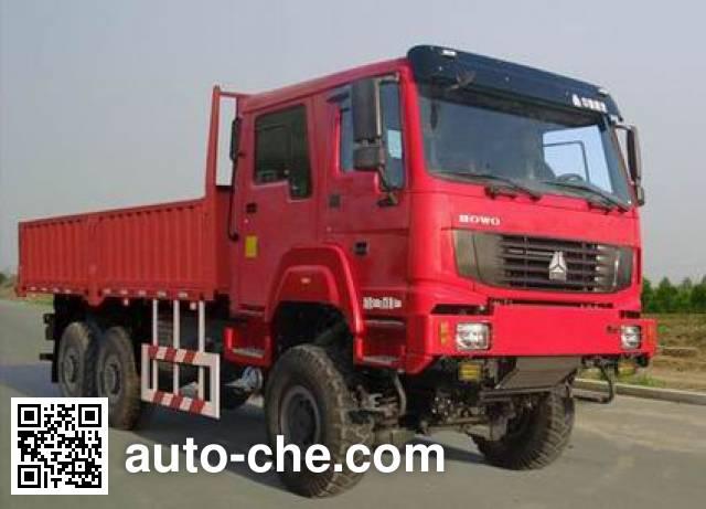 Sinotruk Howo off-road truck ZZ2257W4357C5