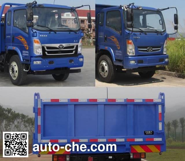 Homan dump truck ZZ3168F17EB3