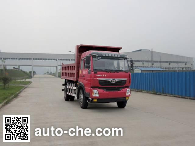 Homan dump truck ZZ3168K10DB0