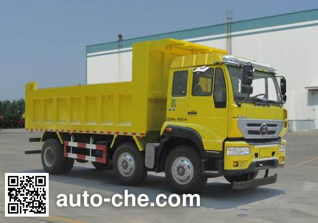Sida Steyr dump truck ZZ3251K37CGD1