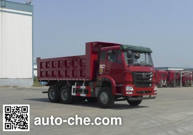 Sinotruk Hohan dump truck ZZ3255M3246D1