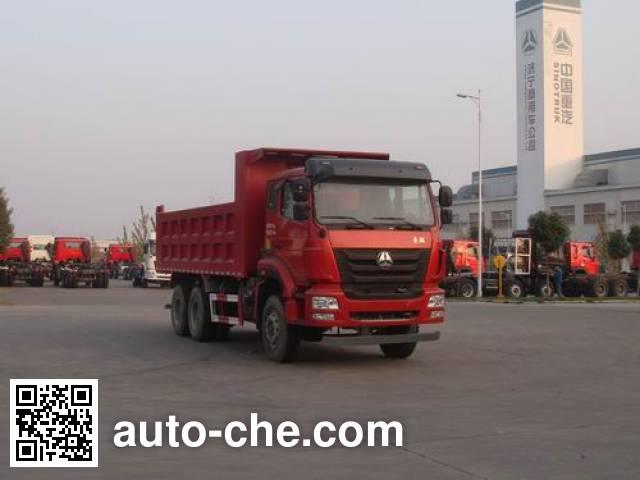 Sinotruk Hohan dump truck ZZ3255N3843E1