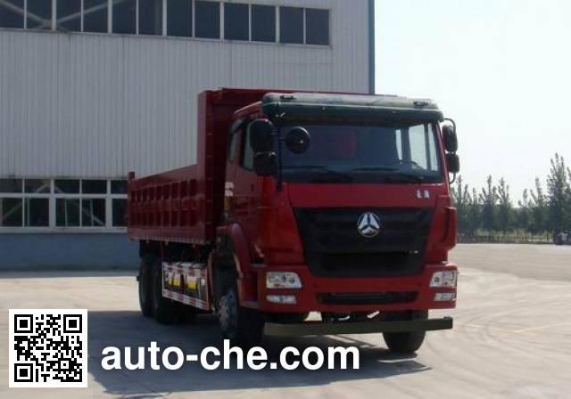 Sinotruk Hohan dump truck ZZ3255N4046D1L