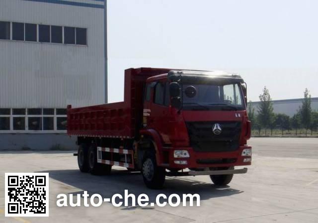 Sinotruk Hohan dump truck ZZ3255N4346D1
