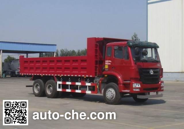 Sinotruk Hohan dump truck ZZ3255N4946D1
