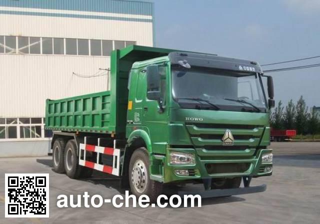 Sinotruk Howo dump truck ZZ3257M4147D1