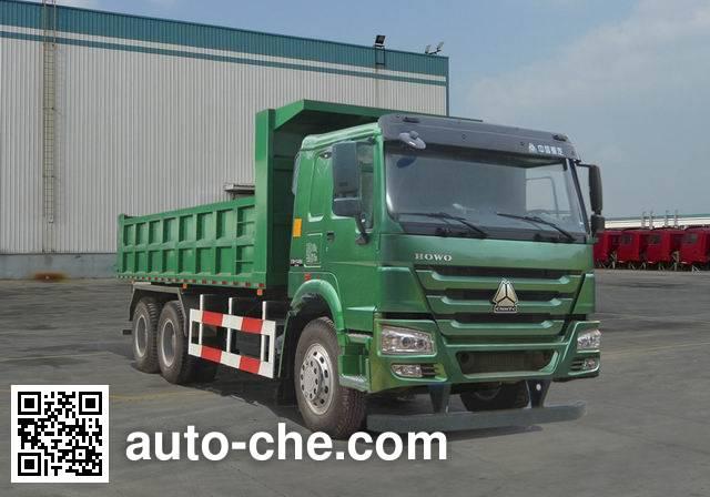Sinotruk Howo dump truck ZZ3257M4647D1