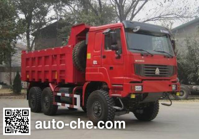 Sinotruk Howo off-road dump truck ZZ3257N3657C1D