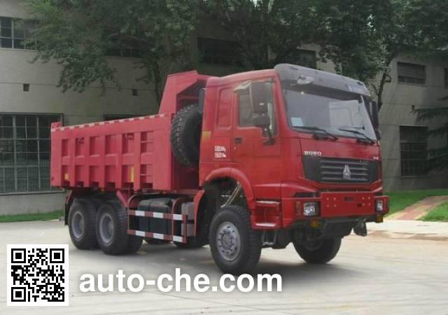 Sinotruk Howo dump truck ZZ3257N3857D1