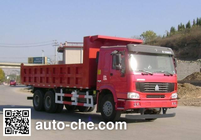 Sinotruk Howo dump truck ZZ3257N4647D1