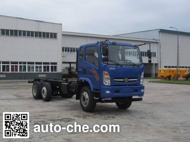 Homan dump truck chassis ZZ3258FC0EB0