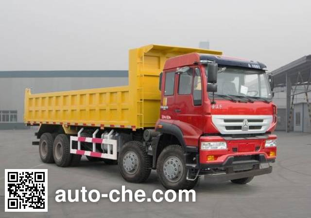 Sida Steyr dump truck ZZ3311N4061D1