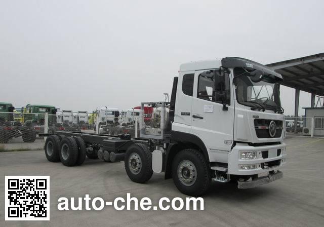 Sida Steyr dump truck chassis ZZ3313M386GE1L