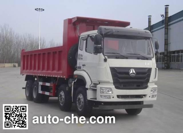 Sinotruk Hohan dump truck ZZ3315N2863E1