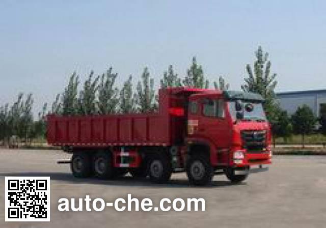 Sinotruk Hohan dump truck ZZ3315N2866D1