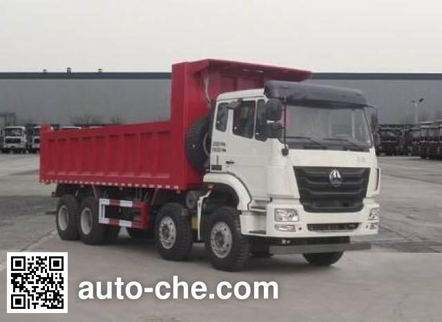 Sinotruk Hohan dump truck ZZ3315N3566E1