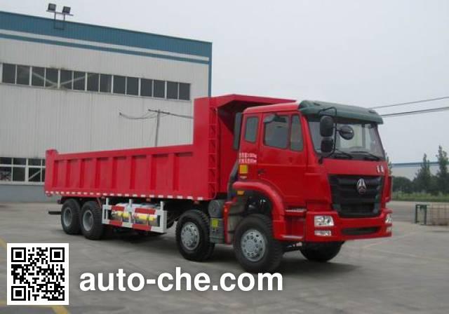 Sinotruk Hohan dump truck ZZ3315N4666D2L